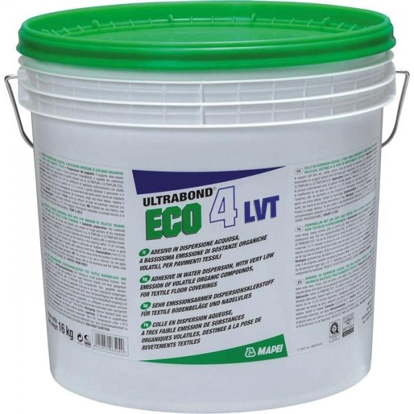 Ultrabond Eco 4LVT lepidlo na vinylové podlahy Váha: 5 kg