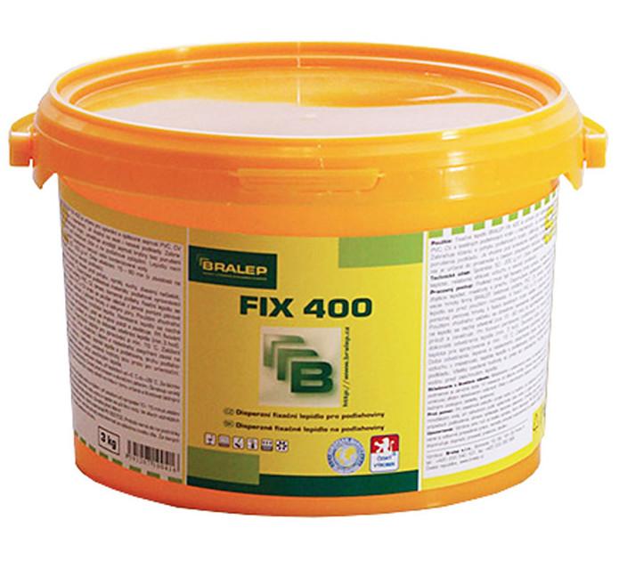 Lepidlo na koberce a PVC Bralep FIX 400 Váha: 1 kg