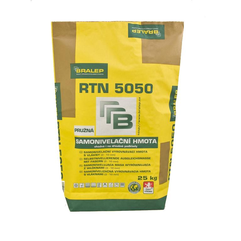 Samonivelace dřevěných podkladů Bralep RTN 5050 25 kg