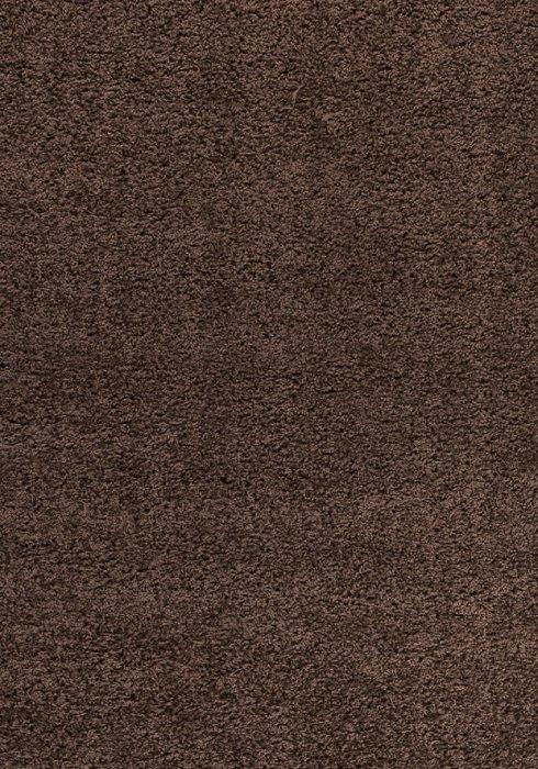 Kusový koberec Dream Shaggy 4000 brown Rozměr: 60x110 cm