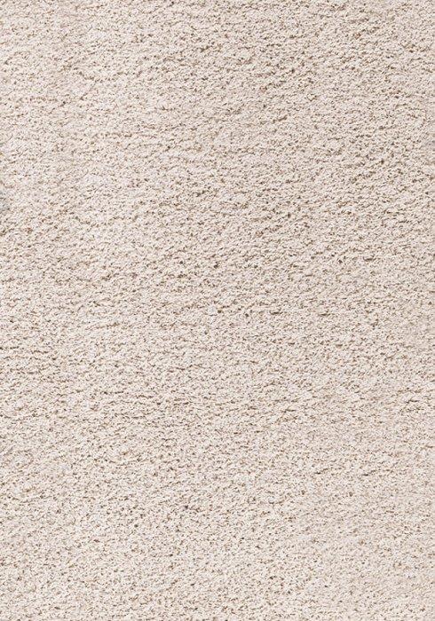 Kusový koberec Dream Shaggy 4000 cream Rozměr: 60x110 cm
