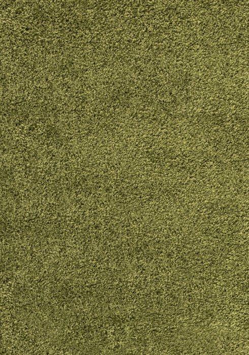 Kusový koberec Dream Shaggy 4000 green Rozměr: 60x110 cm