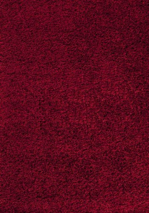 Kusový koberec Dream Shaggy 4000 red Rozměr: 60x110 cm