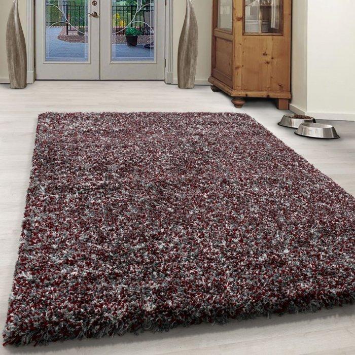 Kusový koberec Enjoy shaggy 4500 red Rozměr: 80x150 cm