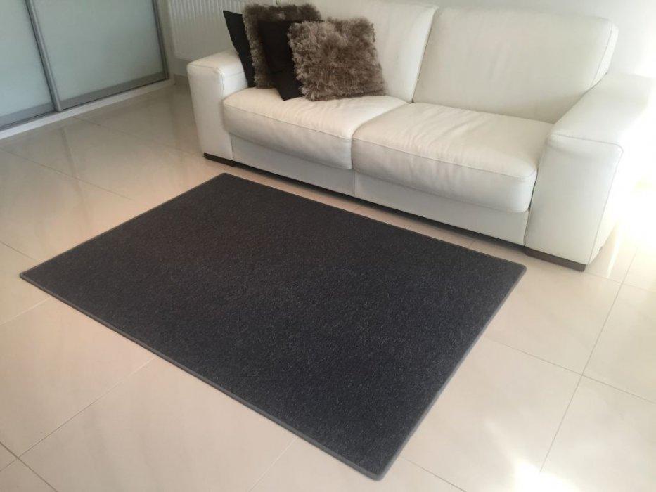 Kusový koberec Astra šedá Rozměr: 80x150 cm