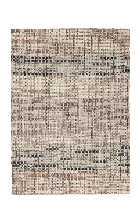 Kusový koberec Lima 430 taupe Rozměr: 80x150 cm