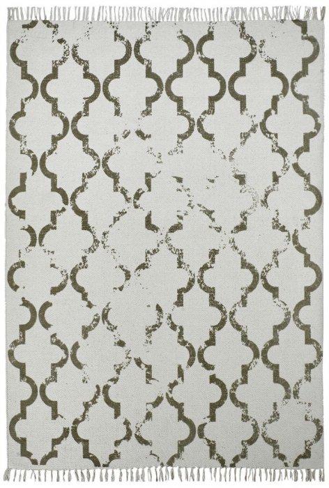 Kusový koberec Stockholm 341 taupe Rozměr: 80x150 cm