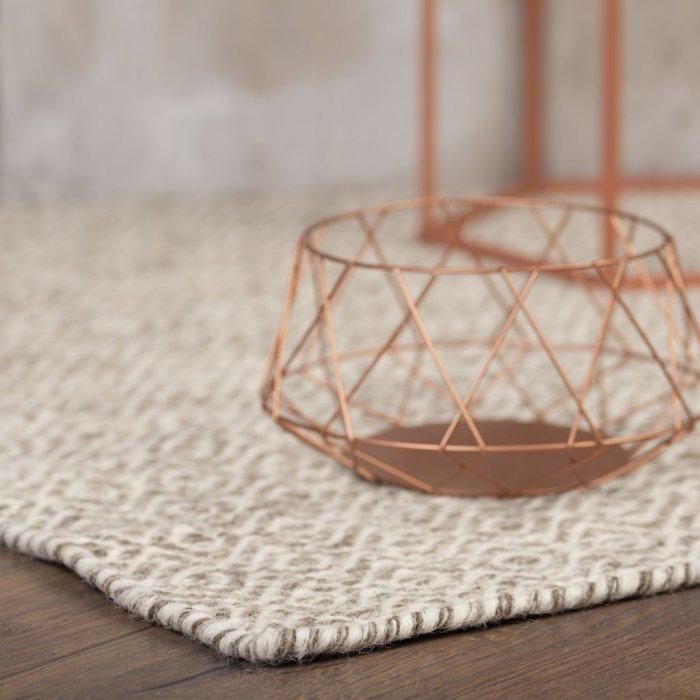 Kusový koberec Jaipur 334 taupe Rozměr: 80x150 cm