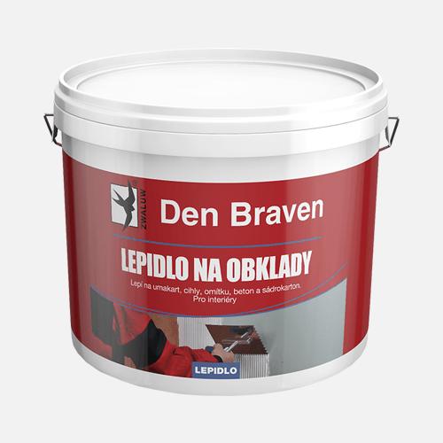 Den Braven - Lepidlo na obklady, kbelík 15 kg