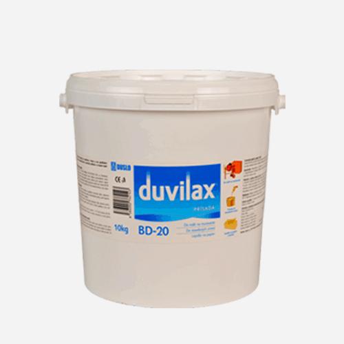Den Braven - Duvilax BD-20 přísada, kbelík 10 kg, bílá