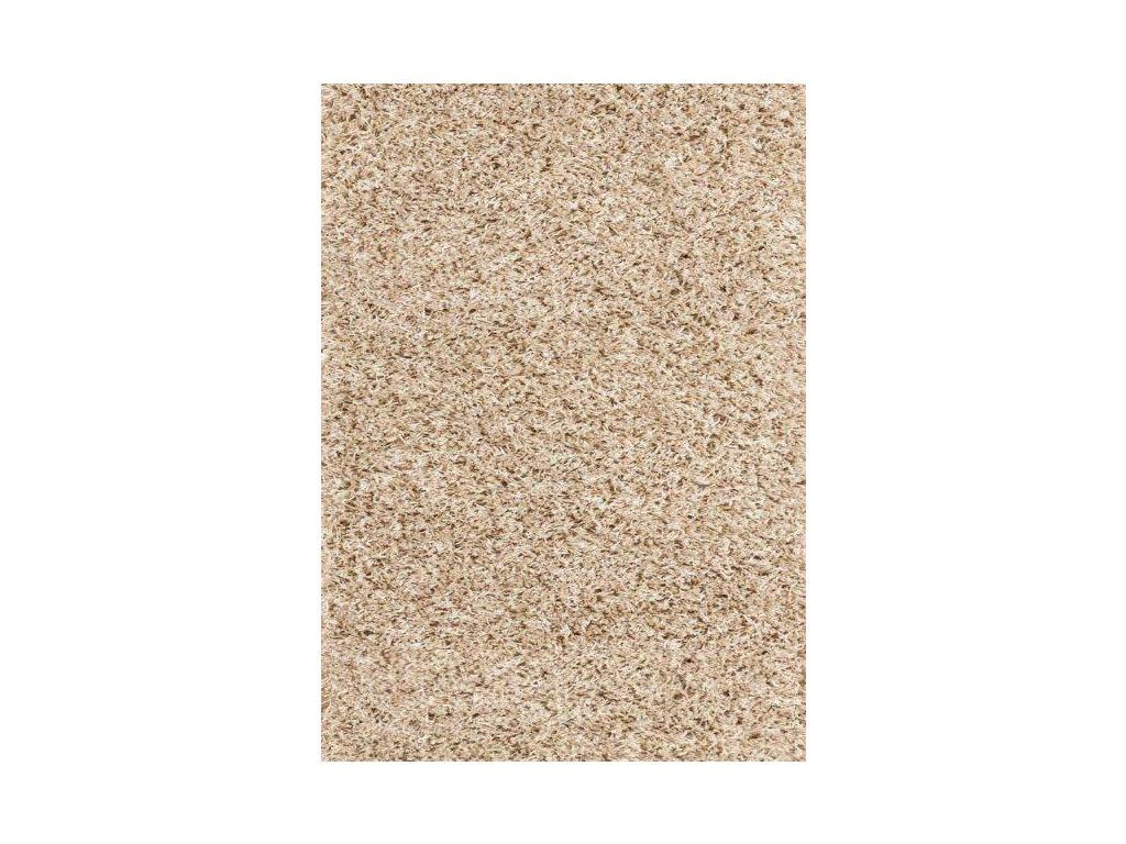 kusovy koberec shaggy plus s 928 cream beige 5767