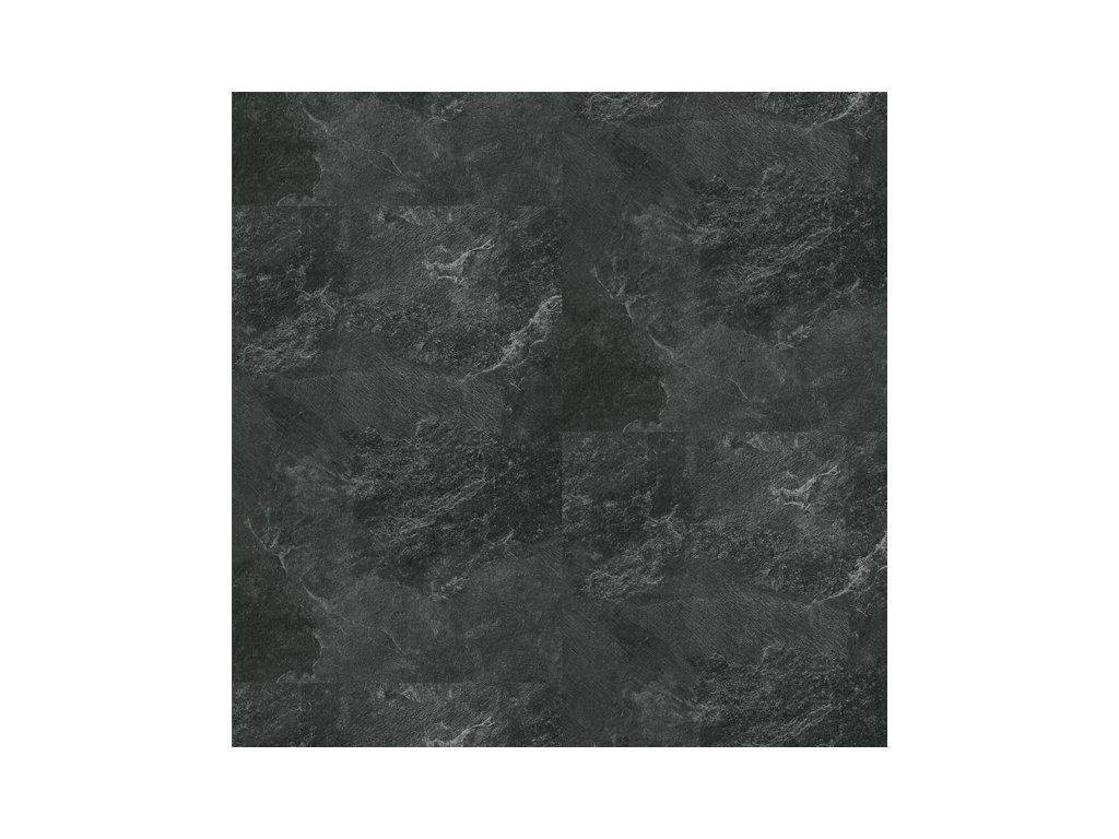 Vinylová podlaha Stoneline Click 1063 Břidlice tmavá