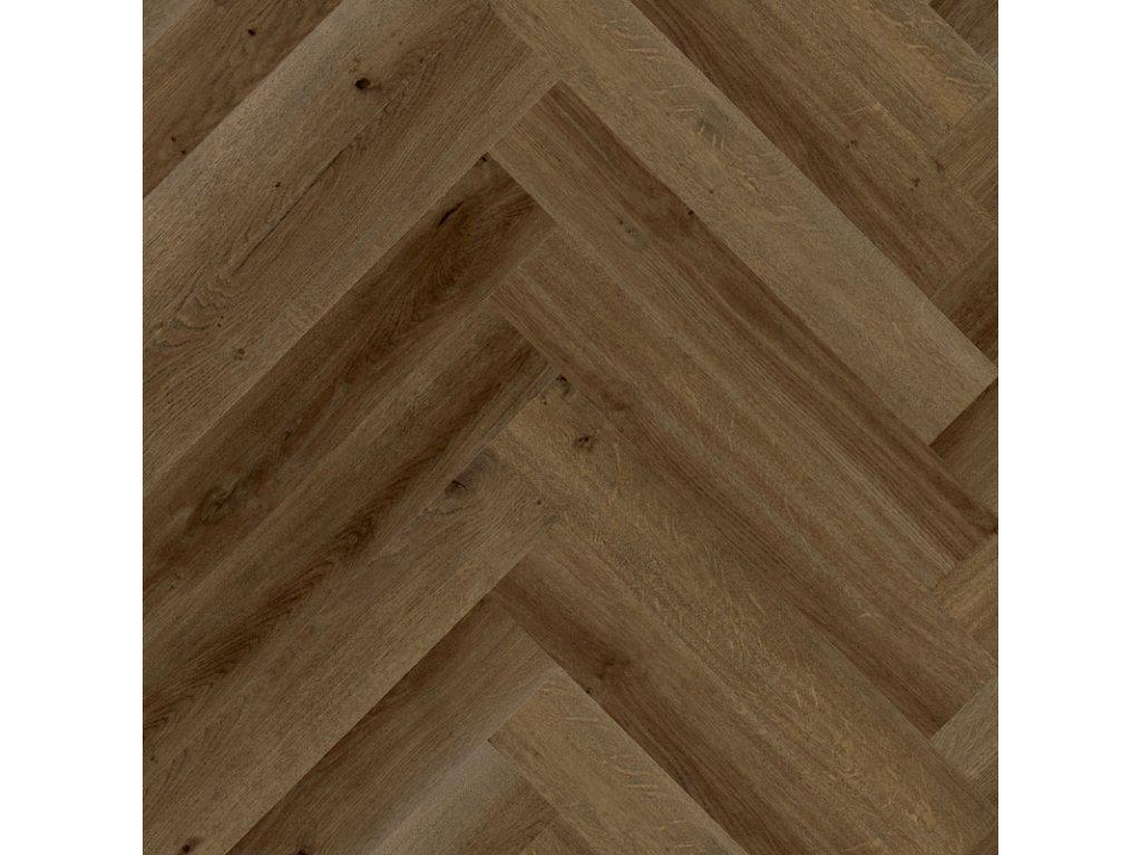 Vinylová podlaha Objectflor Expona Domestic C12 5839 Oak Parquet