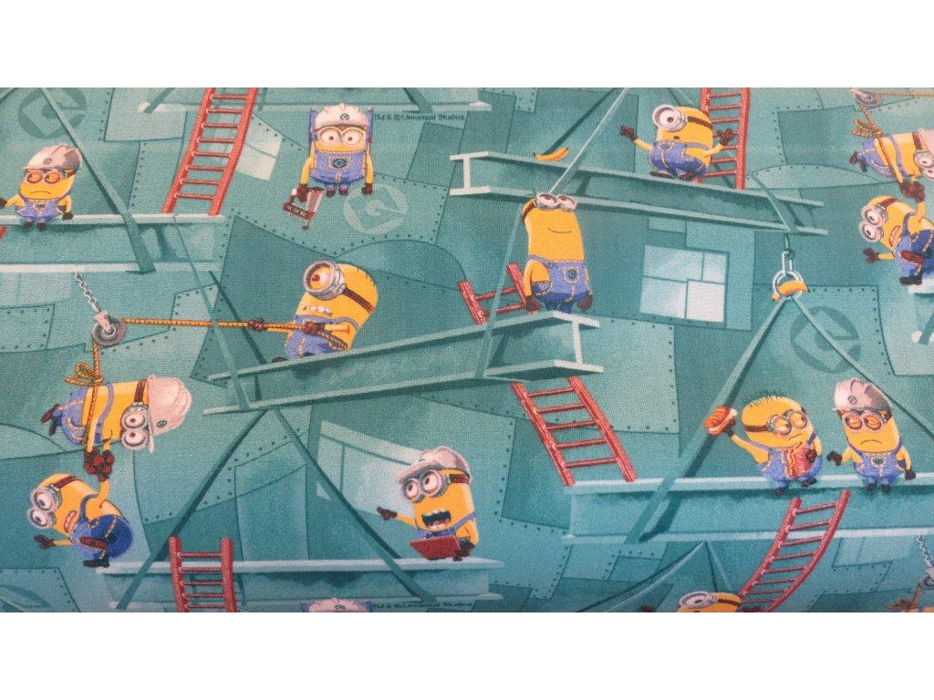 Dětský koberec Minions (velikost 100 x 160cm)
