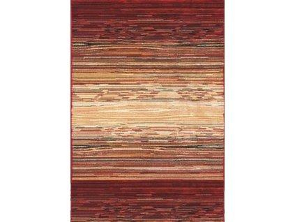 kusova koberec cambridge s red beige 5668 doprodej 14748