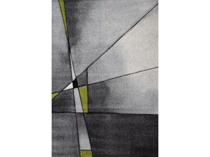 kusovy koberec brilliance s 21807 954 grey green 14661