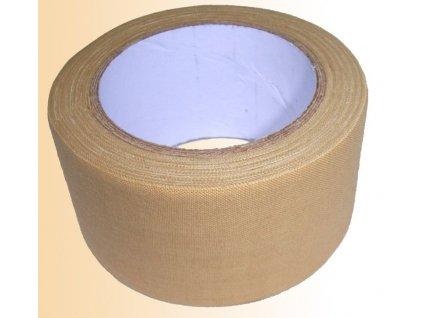 Kobercová páska - béžová