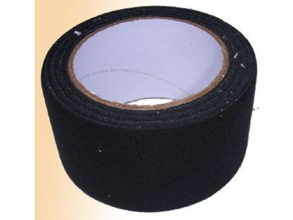 Kobercová páska - černá