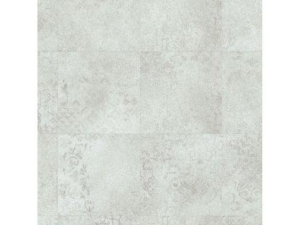 Vinylová podlaha Objectflor Expona Domestic P9 5867 Sand Stencil Concrete