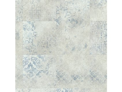 Vinylová podlaha Objectflor Expona Domestic P11 5869 Blue Stencil Concrete