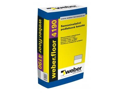 weber floor 4190