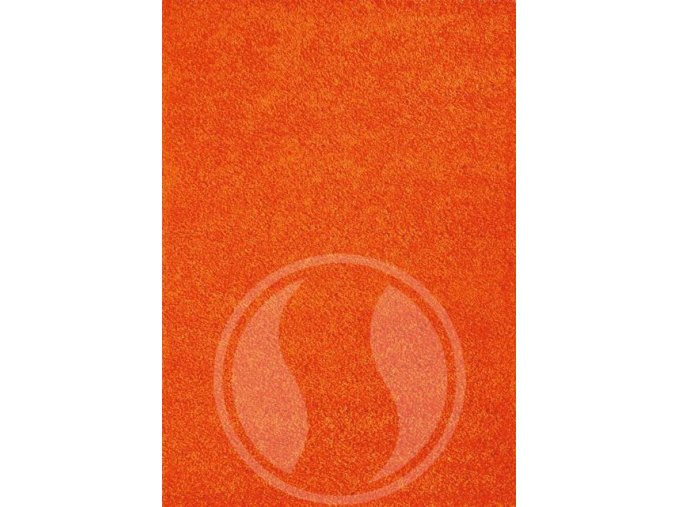 shaggy orange