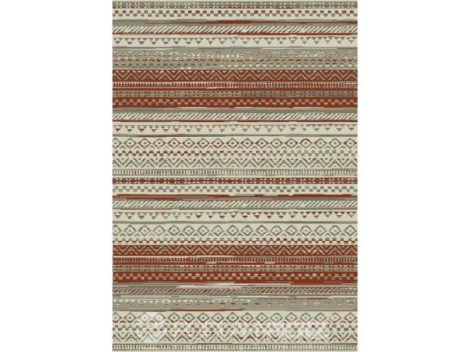 kusovy koberec star s 19112 085 red 11074