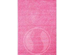 shaggy pink