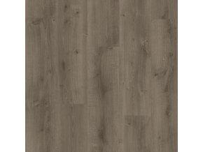 Vinyl A1 TARKO CLIC 55 V 64122 Dub Rustic tmavě šedý detail