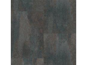 Vinylová podlaha Stoneline Click 1068 Metallic černý
