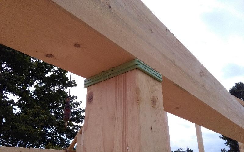 podložky na stavbě