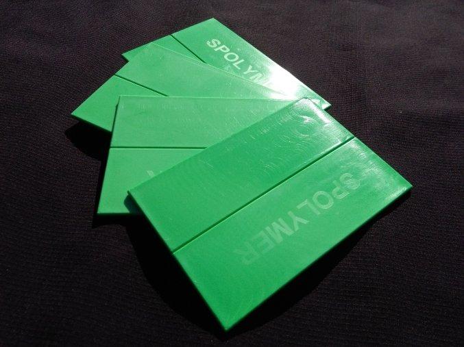 podložka- tloušťka 3 mm (100 ks)