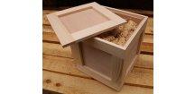 darkovy dreveny box fire s vikem