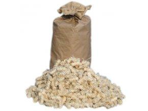 Podpalovače 500ks v papírovém pytli