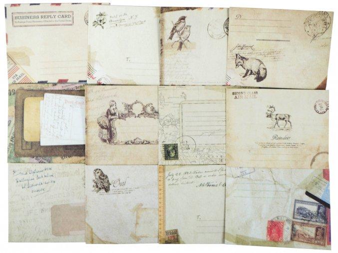 Retro obálky