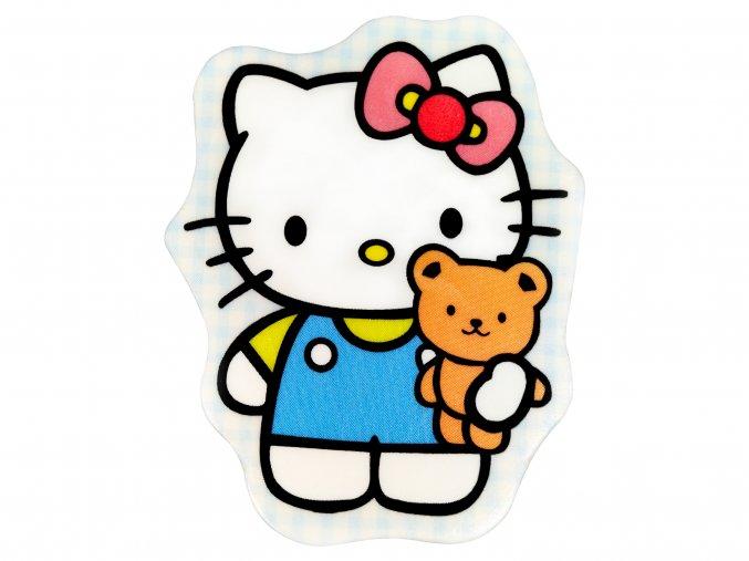 Hello Kitty s medvídkem