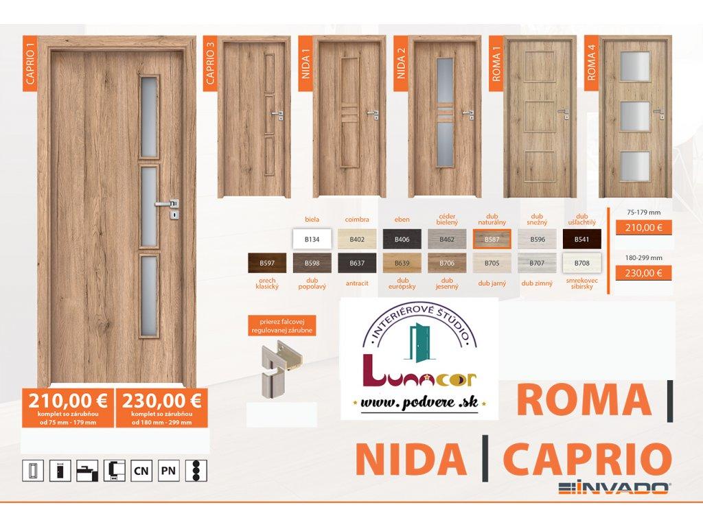 Akciovy katalog 2021 6 Invado Roma Nida Caprio