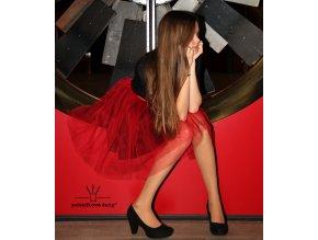 produktová sukně red