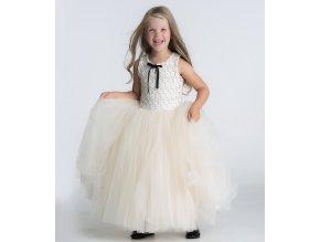 produktová šaty Anetka krajkové