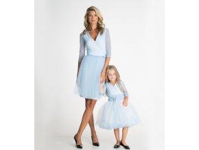 produktová šaty Iveta tylové