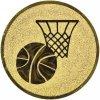 Emblém basketbal