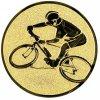 Emblém horské kolo