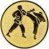 Emblém karate
