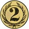Emblém číslice 2