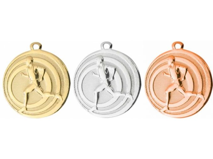 Medaile běh ME095