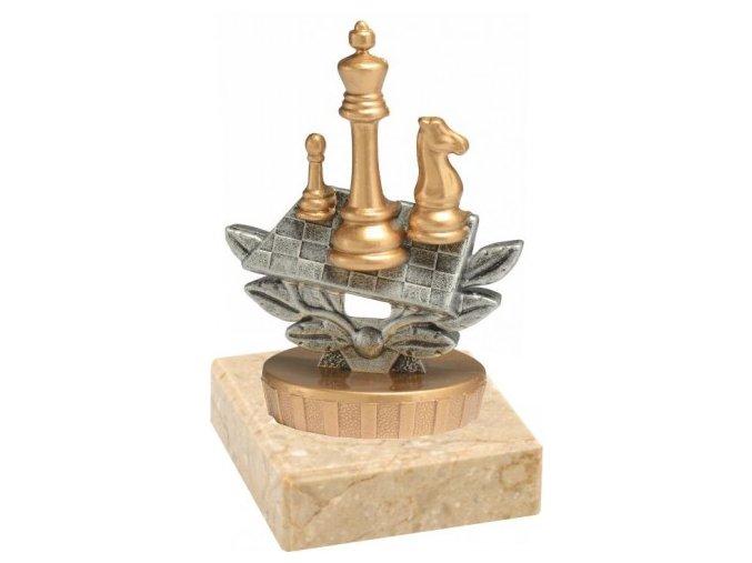 Figurka barevná šachy