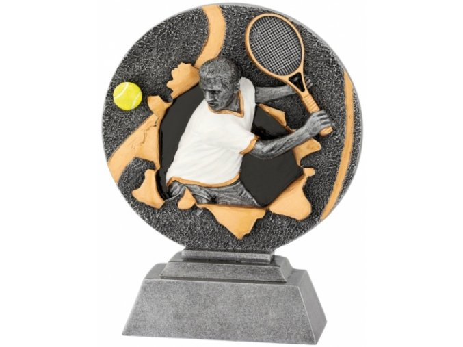 Soška tenis muž