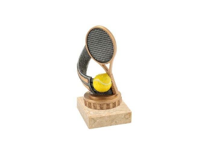 Figurka barevná tenis