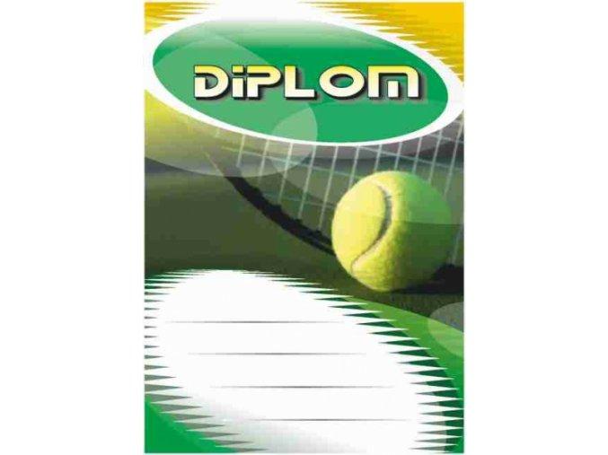 Diplom velký tenis