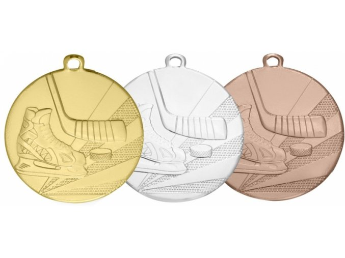 Medaile lední hokej MDF1125